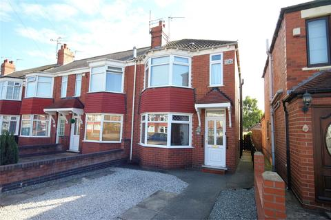 2 bedroom end of terrace house for sale - Reldene Drive, Hull, HU5
