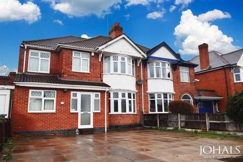 5 bedroom semi-detached house for sale - Narborough Road South,  Leicester, LE3