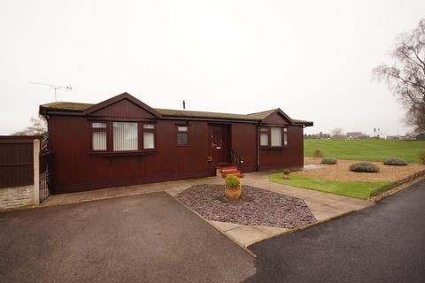2 bedroom mobile home for sale - Fossdyke Walk, The Elms, Torksey