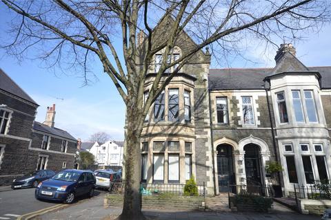 4 bedroom apartment to rent - Ryder Street, Pontcanna, Cardiff, CF11