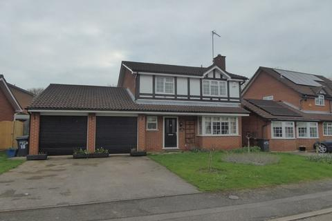 4 bedroom detached house for sale - Frosty Hollow, East Hunsbury, Northampton, NN4
