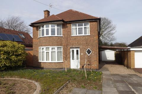 3 bedroom detached house for sale - Wroxham Drive, Wollaton, Nottingham, NG8