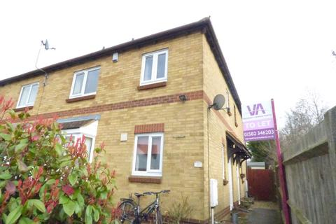 2 bedroom cluster house to rent - The Belfry, Luton