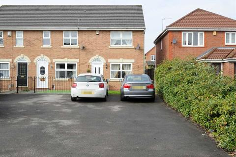 2 bedroom end of terrace house for sale - 12 Churning Terrace, Irlam M44 6TH
