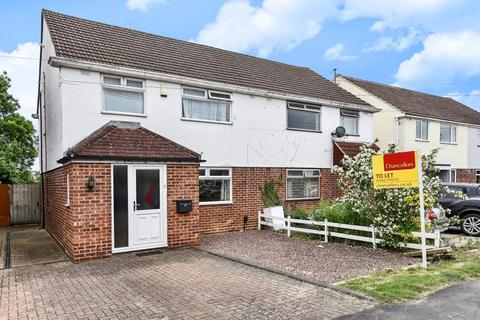 3 bedroom semi-detached house to rent - Almond Avenue, Kidlington, OX5
