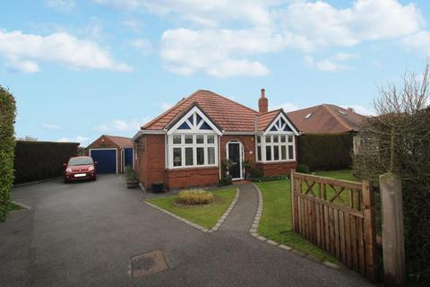 3 bedroom detached bungalow for sale - STATION ROAD, UPPER POPPLETON, YORK, YO26 6QA