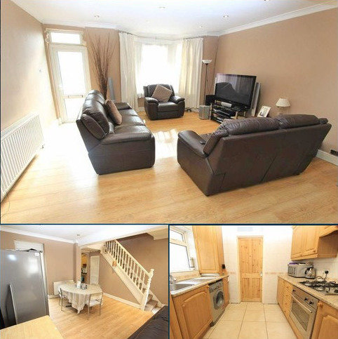 4 bedroom terraced house to rent - Green Lane, Ilford IG1