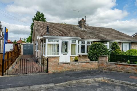2 bedroom semi-detached bungalow for sale - Beansway, Stockton Lane, York