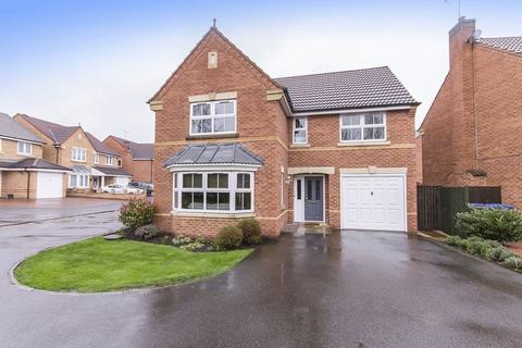 4 bedroom detached house for sale - REALM CLOSE, CHELLASTON