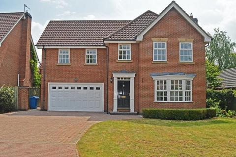 5 bedroom detached house to rent - Woodhall Park, Beverley, HU17