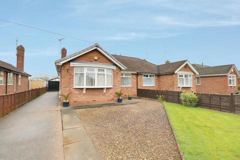 2 bedroom semi-detached bungalow for sale - Colville Avenue, Anlaby Common