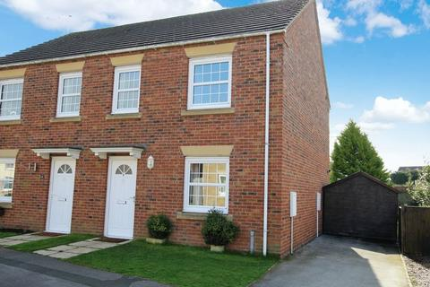 3 bedroom semi-detached house for sale - 2 Post Mill Close, North Hykeham