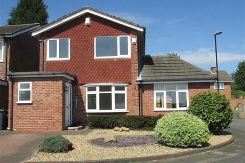 3 bedroom detached house to rent - Lillington Close, Sutton Coldfield, West Midlands