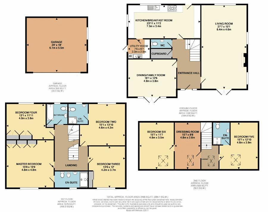 Floorplan: 2 D Floorplan Colour