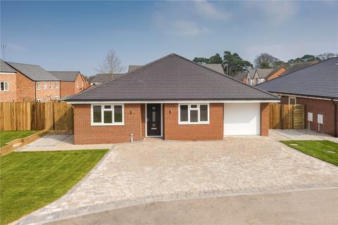 3 bedroom detached bungalow for sale - Plot 3, Aston Grove, Moorfield Lane, Church Aston, Newport Shropshire, TF10