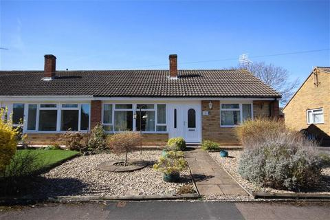 2 bedroom semi-detached bungalow for sale - Warren Close, Hatherley, Cheltenham, GL51