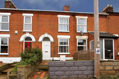 2 bedroom terraced house for sale - Beaconsfield Road, Norwich