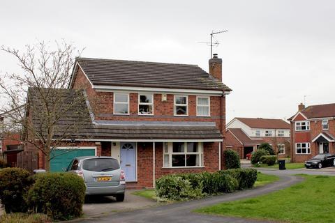 4 bedroom detached house for sale - Broughton Way, York