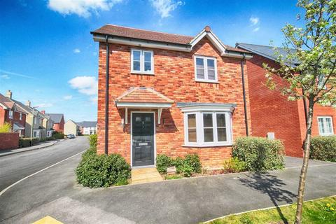 3 bedroom detached house for sale - Planets Lane, Hatherley, Cheltenham, GL51