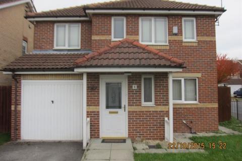 4 bedroom detached house to rent - 4 Parnham Drive, Kingswood, HU7 3JJ