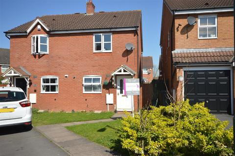 2 bedroom terraced house to rent - Enville Close, Marston Green