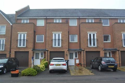 4 bedroom terraced house to rent - Old Town