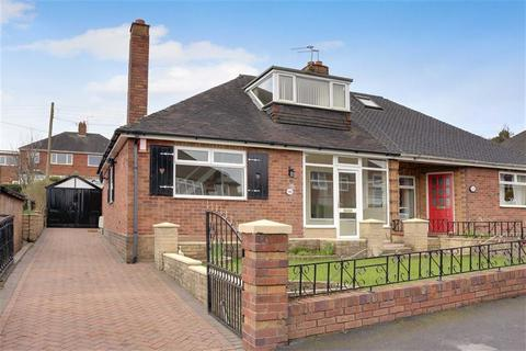 3 bedroom semi-detached bungalow for sale - Coupe Drive, Weston Coyney, Stoke-on-Trent