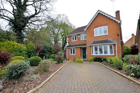 4 bedroom detached house for sale - Vicarage Wood Way, Tilehurst, Reading