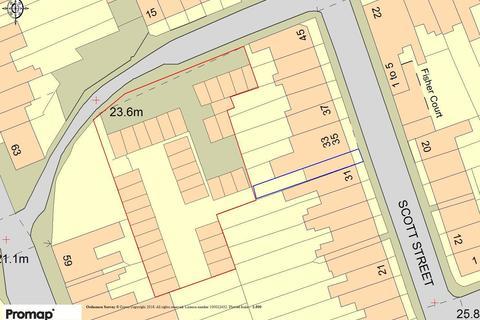 Land for sale - Scott Street, Maidstone