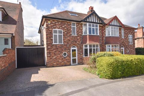 4 bedroom semi-detached house for sale - Villiers Road, West Bridgford, Nottingham