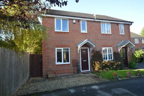 2 bedroom semi-detached house to rent - 8 Mardale Close, Gamston