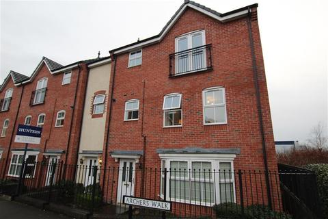 2 bedroom flat to rent - Archers Walk, Trent Vale, Stoke-On-Trent, ST4 6JT
