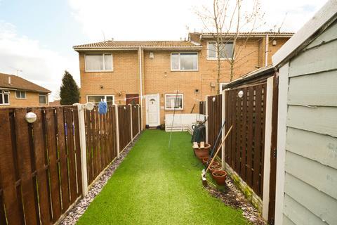 2 bedroom townhouse for sale - Meadowcroft Rise, Westfield, Sheffield, S20