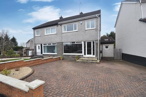 3 bedroom semi-detached villa for sale - Lambie Crescent, Newton Mearns, Glasgow, G77