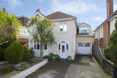 4 bedroom detached house for sale - Twemlow Avenue, Poole Park, Poole