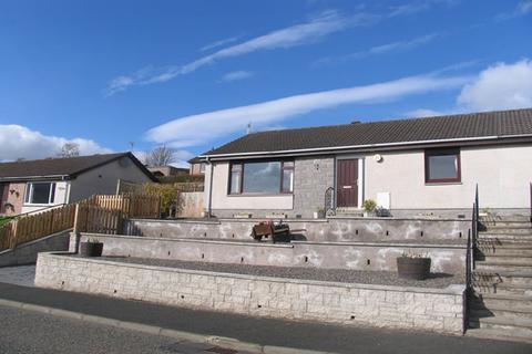 3 bedroom semi-detached bungalow for sale - 31 Ladhope Drive, Galashiels TD1 2BL