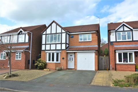 4 bedroom detached house for sale - 40 Bullrush Glade, St. Georges, Telford, TF2