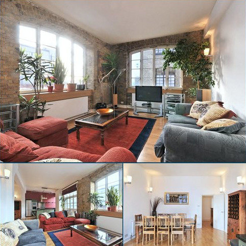 2 bedroom flat for sale - Breezers Court, 20 The Highway, London, E1W