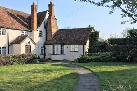 3 bedroom semi-detached house for sale - High Road, Shillington, SG5
