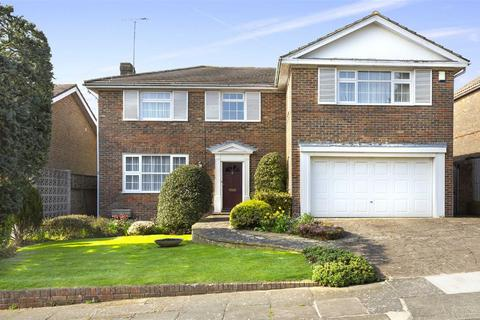 5 bedroom detached house for sale - Chalfont Drive, Hove, East Sussex
