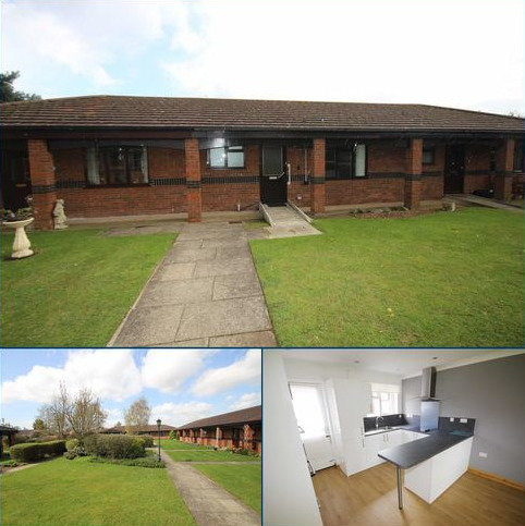 1 bedroom semi-detached bungalow for sale - St Claires Court, Lincoln, Lincolnshire
