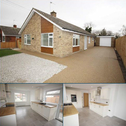 3 bedroom detached bungalow for sale - Stow Road, Willingham By Stow, Gainsborough, Lincolnshire