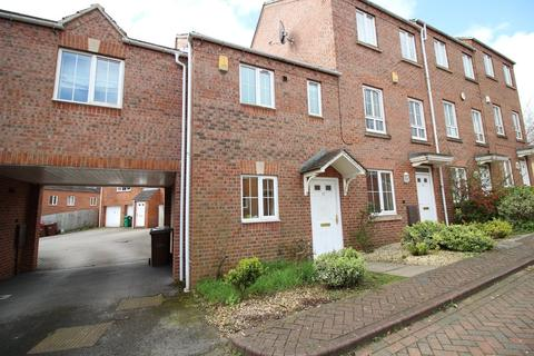 2 bedroom terraced house to rent - Blackburn Way, Nottingham