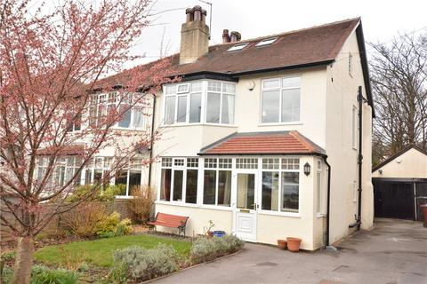 4 bedroom semi-detached house for sale - Fitzroy Drive, Roundhay, Leeds