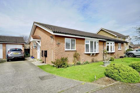2 bedroom semi-detached bungalow for sale - Laburnum Road, Sandy