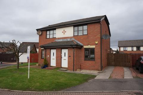 2 bedroom semi-detached house for sale - Cawder Place, Carrickstone, Cumbernaud G68