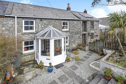 2 bedroom semi-detached house for sale - Loscombe Lane, Four Lanes, Redruth, Cornwall, TR16