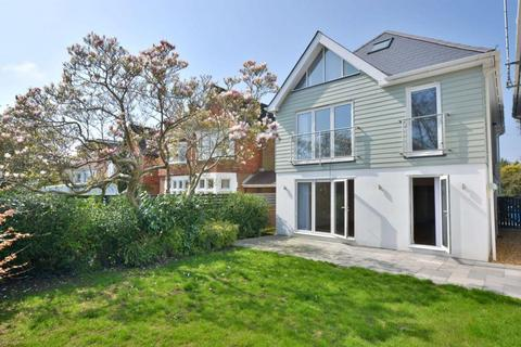 4 bedroom detached house for sale - Harbour View Road, Parkstone, Poole, BH14 0PD