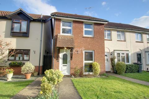 3 bedroom end of terrace house for sale - Herringham Green, Chelmsford