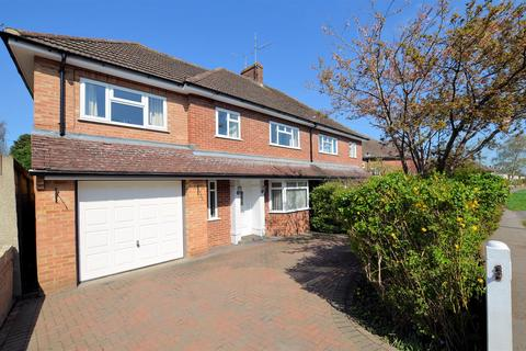 4 bedroom semi-detached house for sale - Hildens Drive, Tilehurst, Reading